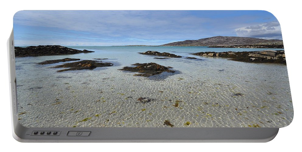 Eriskay Portable Battery Charger featuring the photograph Eriskay by Smart Aviation