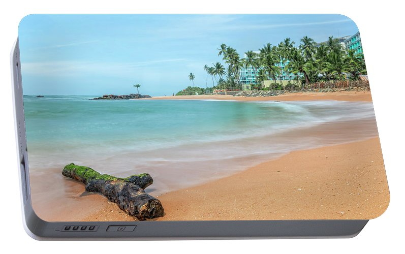 Galle Portable Battery Charger featuring the photograph Galle - Sri Lanka by Joana Kruse