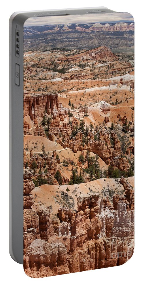 Bryce Canyon Portable Battery Charger featuring the photograph Bryce Canyon - Utah by Anthony Totah