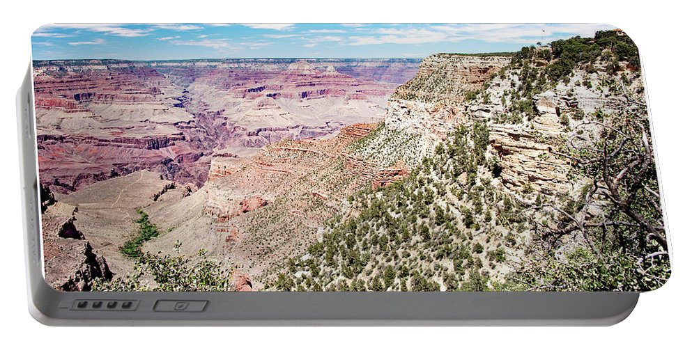 Grand Canyon Portable Battery Charger featuring the photograph Grand Canyon, Arizona by A Gurmankin