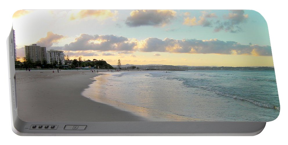 Australia Portable Battery Charger featuring the photograph Australia - Greenmount Beach by Jeffrey Shaw