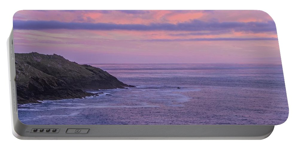 Landscape Portable Battery Charger featuring the photograph After sunset by Claire Whatley