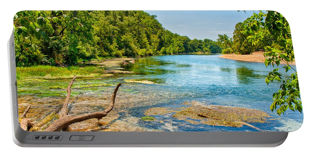 alley springs scenic bend portable battery charger for sale by john m bailey. Black Bedroom Furniture Sets. Home Design Ideas