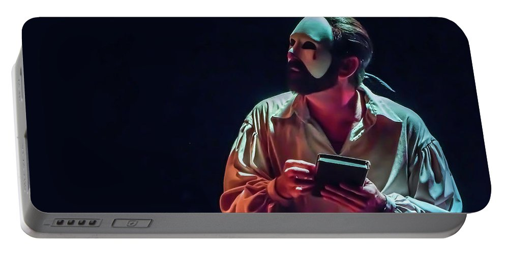 Live Theater Portable Battery Charger featuring the photograph American Phantom by Alan D Smith