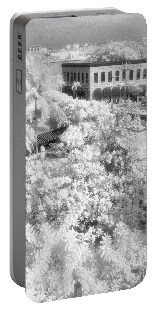 Key West Portable Battery Charger featuring the photograph Another View by Richard Rizzo