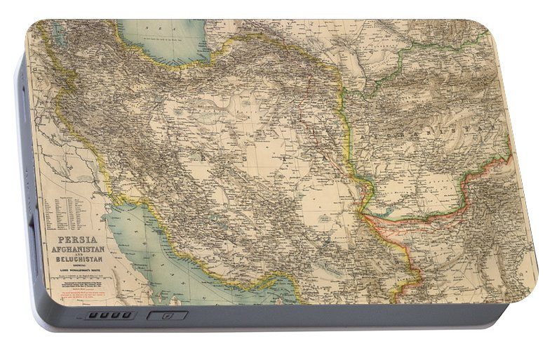 Antique Maps Old Cartographic Maps Antique Map Of Persia