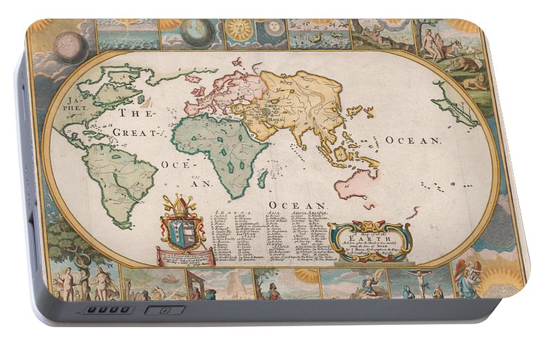Antique Maps Old Cartographic Maps Antique Map Of The World