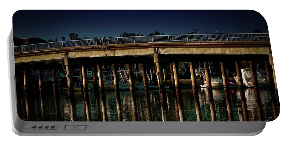 Bridge Portable Battery Charger featuring the photograph Appian Way Bridge by Joseph Hollingsworth