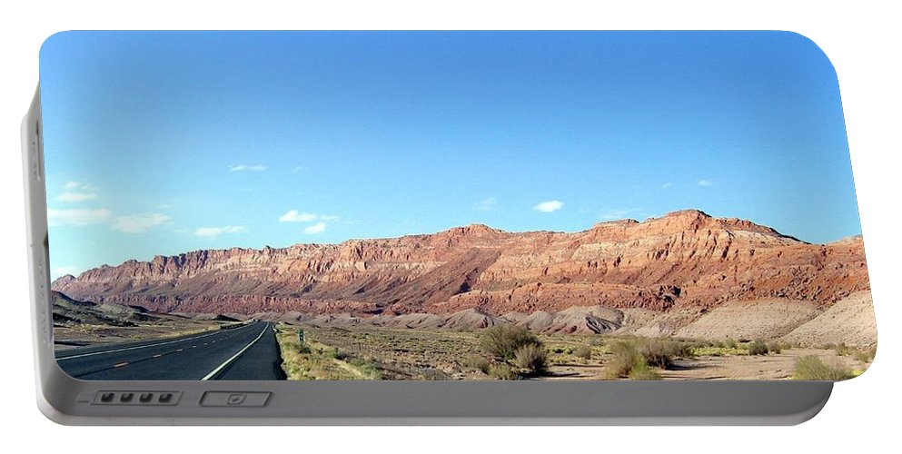 Arizona Portable Battery Charger featuring the photograph Arizona 17 by Will Borden