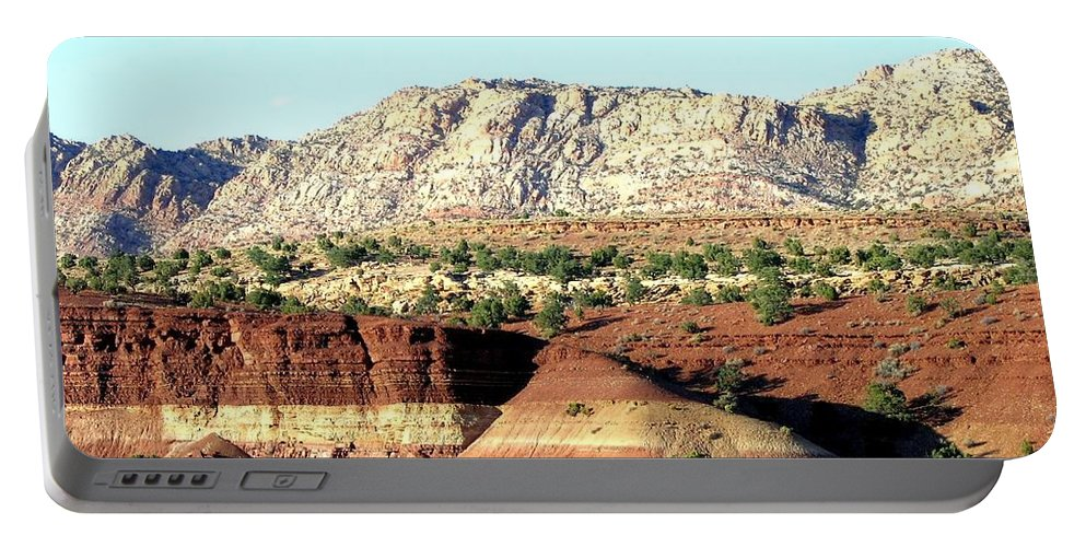 Arizona Portable Battery Charger featuring the photograph Arizona 18 by Will Borden