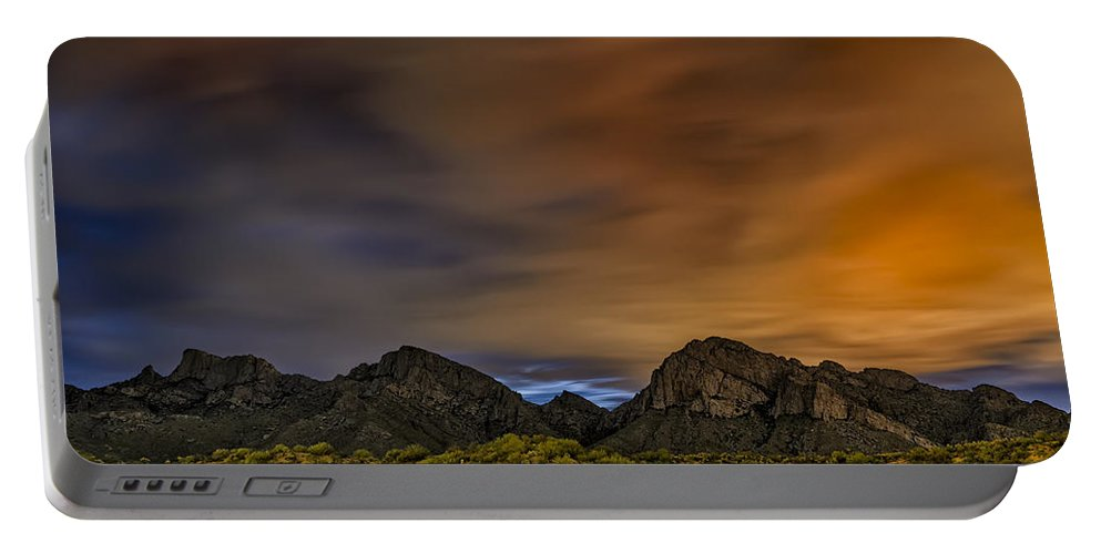 Mark Myhaver Portable Battery Charger featuring the photograph Arizona Ice Tea No.1 by Mark Myhaver
