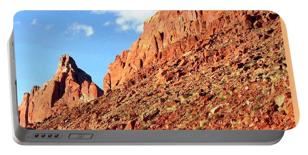 Arizona Portable Battery Charger featuring the photograph Arizona Sandstone by Will Borden