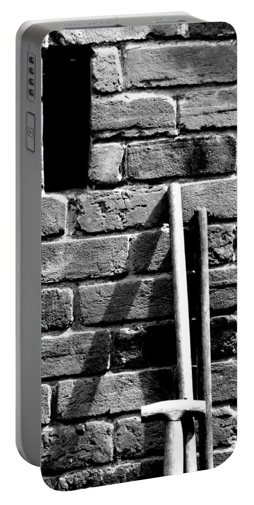 Garden Portable Battery Charger featuring the photograph At Rest by Brainwave Pictures
