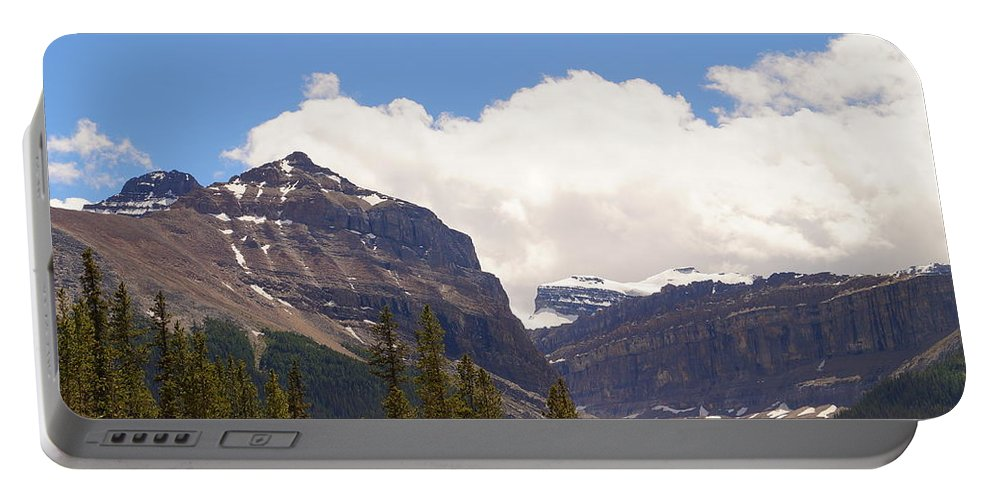Banff National Park Portable Battery Charger featuring the photograph Banff National Park II by Beth Collins