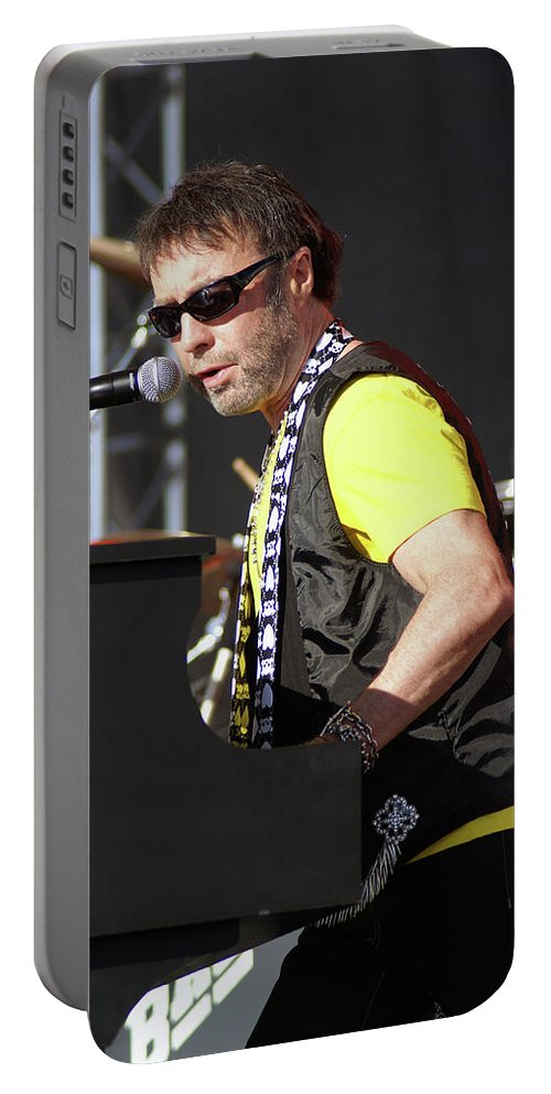 Classic Rock Portable Battery Charger featuring the photograph Bcspo2013 #16 by Ben Upham