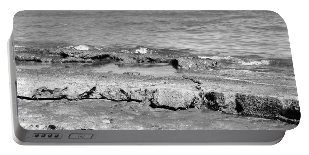 Beach Portable Battery Charger featuring the photograph Beach At Dominican Republic by Robert Smith