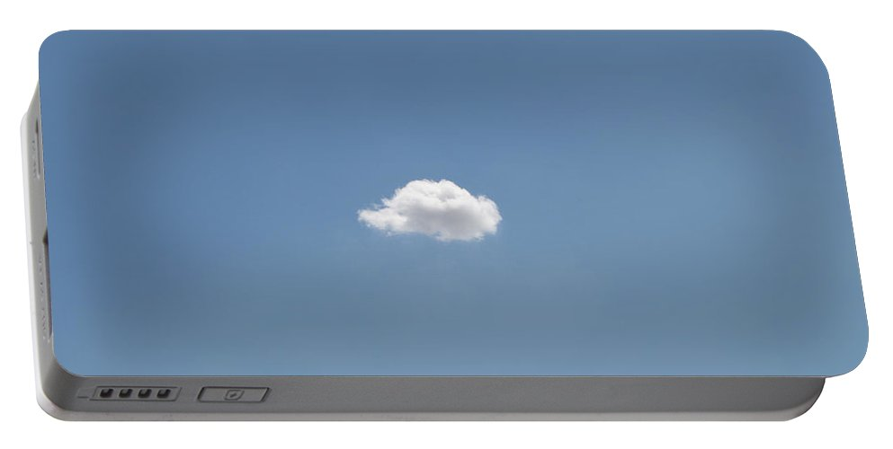 Clouds Portable Battery Charger featuring the photograph Beginnings by Marna Edwards Flavell