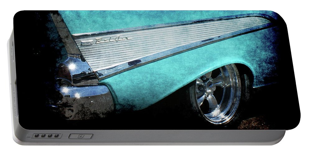 Bel Air Portable Battery Charger featuring the photograph Bel Air by Ernie Echols