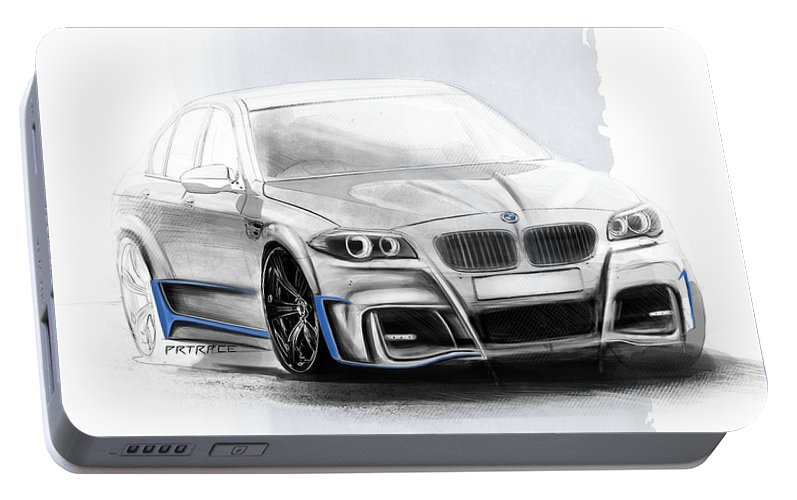 Bmw M5 F10 Artrace Body Kit Portable Battery Charger For Sale By