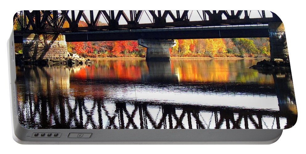 Water Portable Battery Charger featuring the photograph Bold and Beautiful by Sybil Staples
