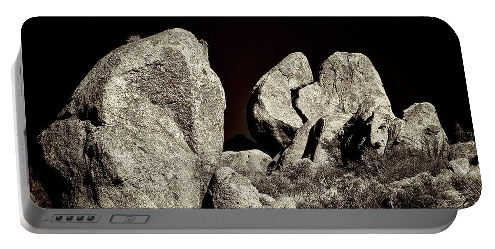 Nature Portable Battery Charger featuring the photograph Born from Volcanoes by Zayne Diamond Photographic