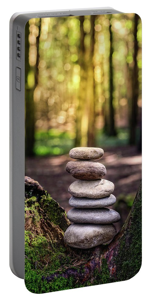 Brand New Day Portable Battery Charger featuring the photograph Brand New Day by Marco Oliveira