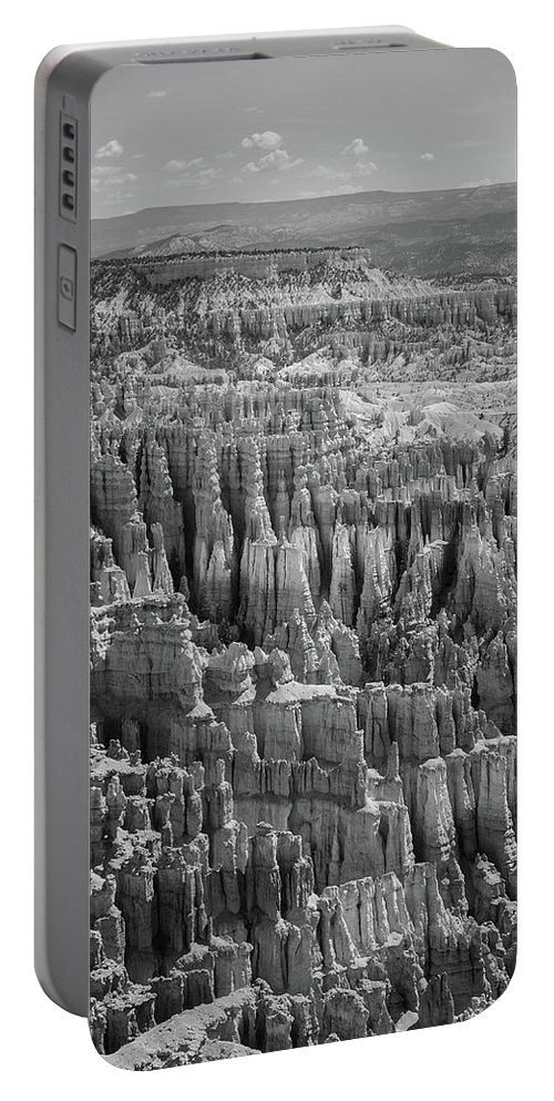 Bryce Canyon National Park 2 Portable Battery Charger featuring the photograph Bryce Canyon National Park 2 by Susan McMenamin