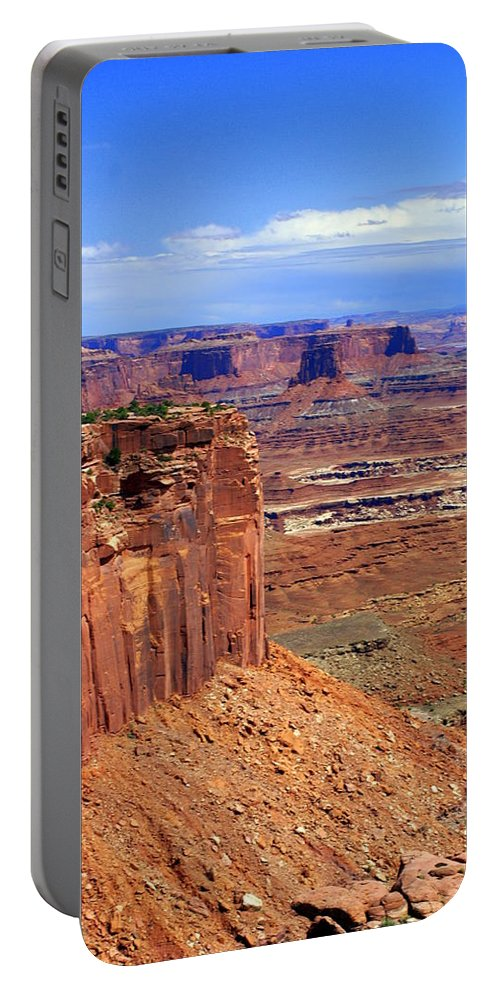 Canyonlands National Park Portable Battery Charger featuring the photograph Canyonlands 4 by Marty Koch