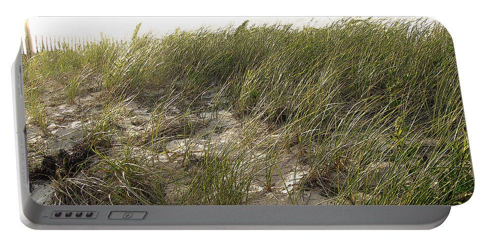 Cape Cod Portable Battery Charger featuring the photograph Cape Cod Beach 1 by Mark Sellers