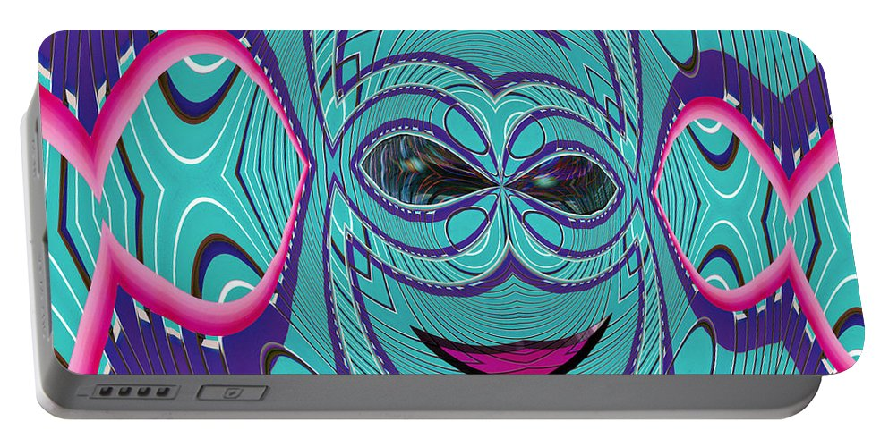Photography Portable Battery Charger featuring the photograph Carnival by Paul Wear