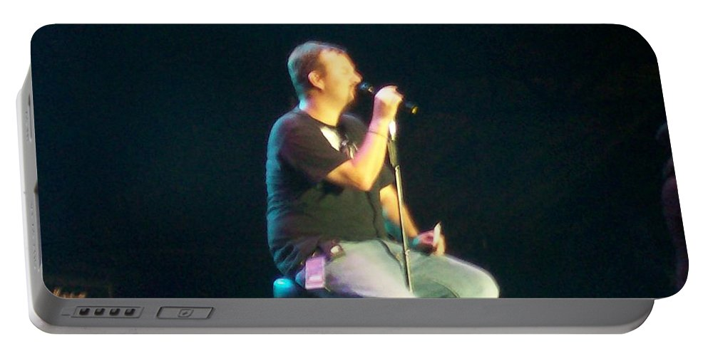 Casting Crowns Portable Battery Charger featuring the photograph Casting Crowns by R Chambers