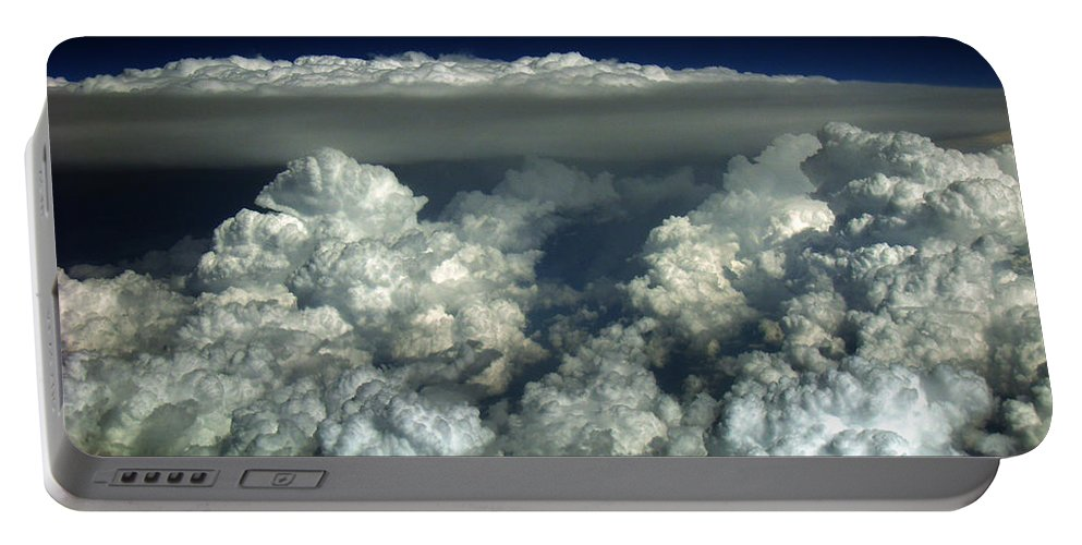 Cloud Photos Portable Battery Charger featuring the photograph Cb3.956 by Strato ThreeSIXTYFive