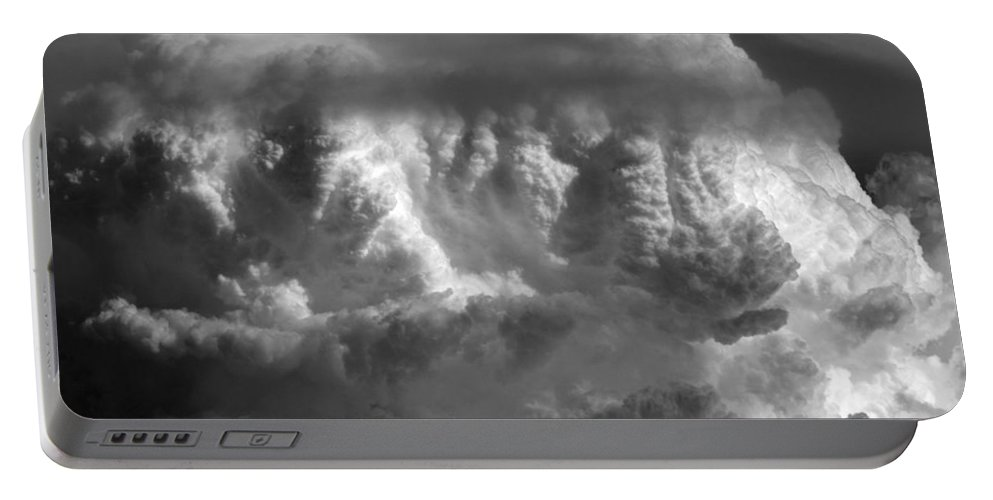 Cloud Photos Portable Battery Charger featuring the photograph Cb5.878 by Strato ThreeSIXTYFive