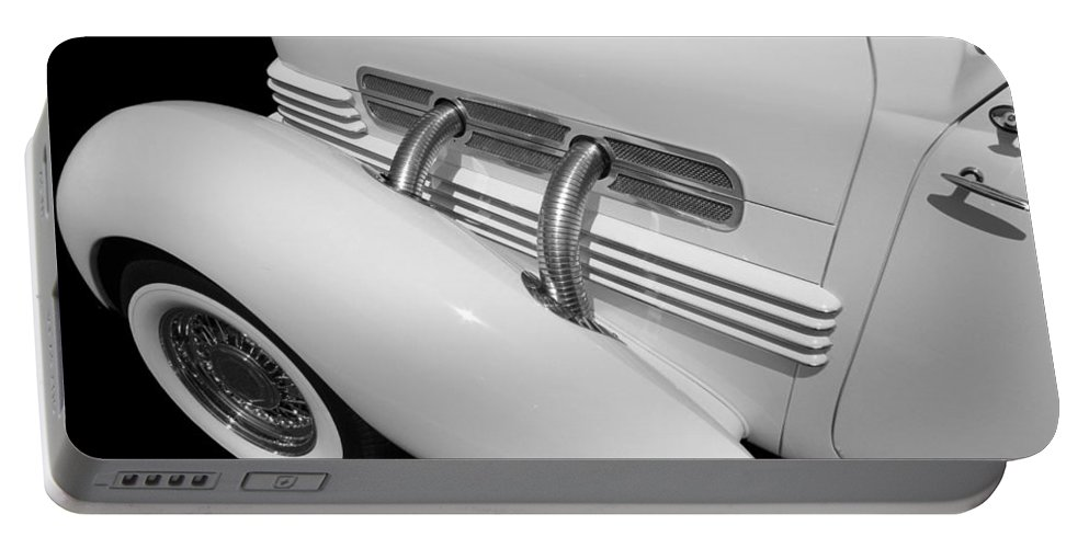 Classic Car Portable Battery Charger featuring the photograph Classic Lines by Aaron Berg