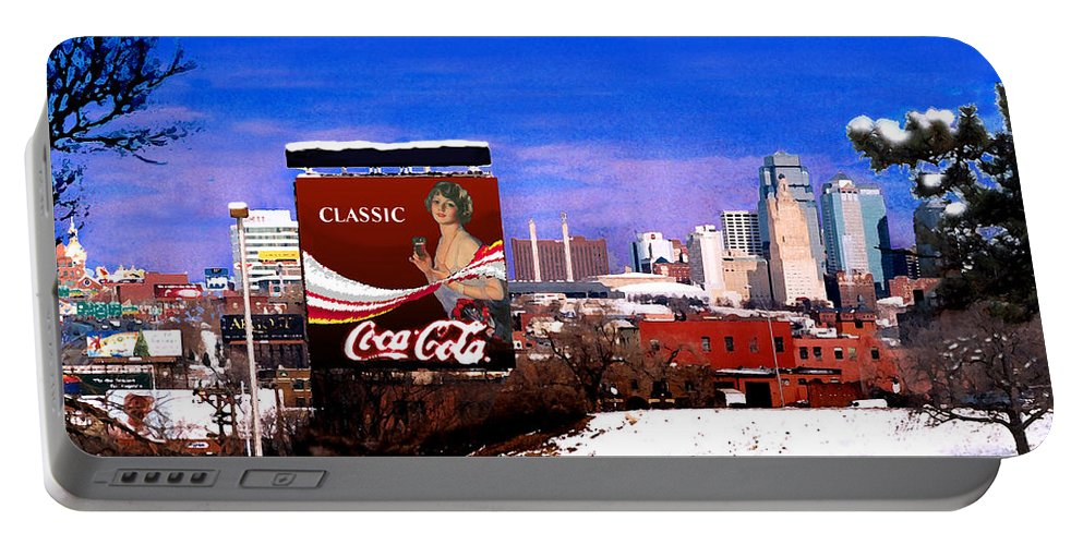 Landscape Portable Battery Charger featuring the photograph Classic by Steve Karol