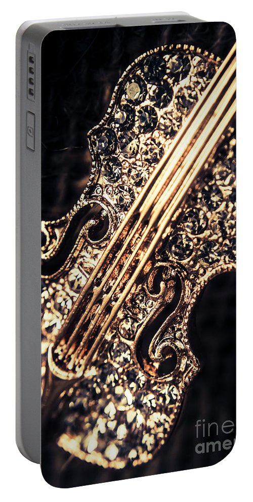 Music Portable Battery Charger featuring the photograph Classical Performing Art by Jorgo Photography - Wall Art Gallery