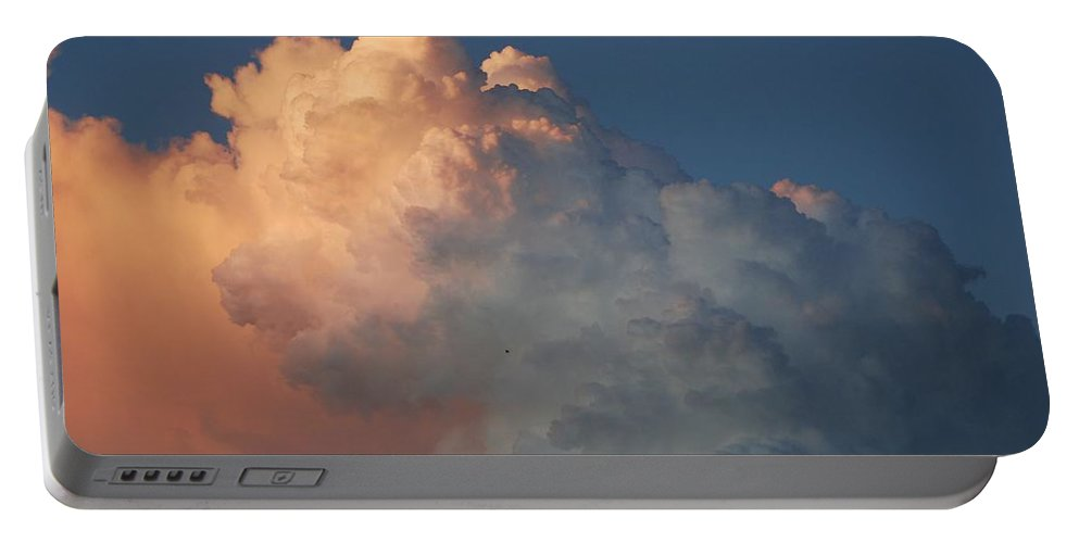 Clouds Portable Battery Charger featuring the photograph Clouds Are Always Greener by Rob Hans
