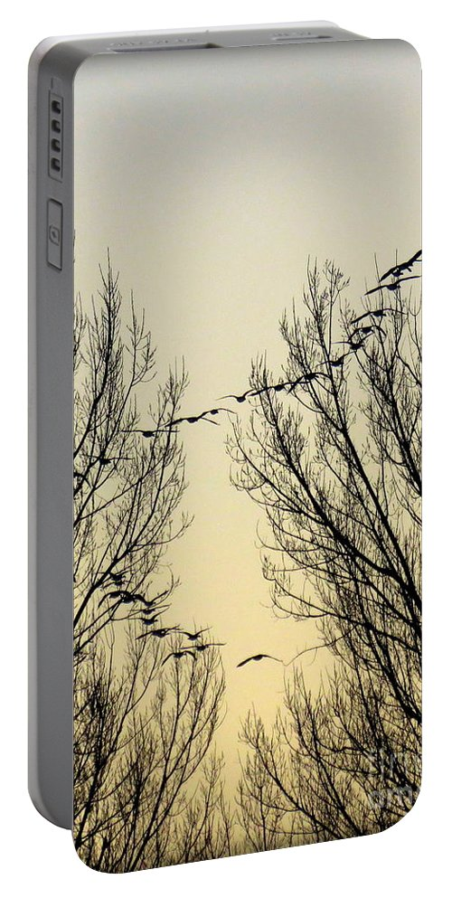 Diane Dittus Portable Battery Charger featuring the photograph Colorado Sunsets 1 by Diane M Dittus