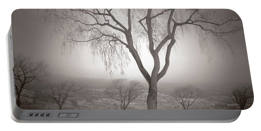 Summerland Portable Battery Charger featuring the photograph Composure by Tara Turner