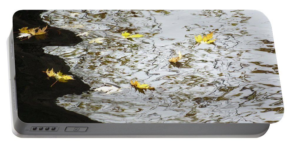 Water Portable Battery Charger featuring the photograph Conflicts And Balance by Sybil Staples