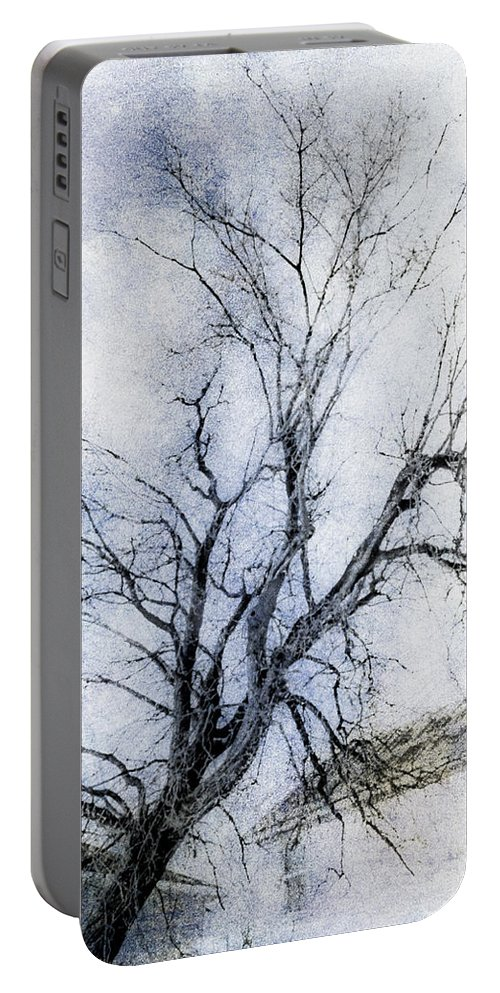 Daunting Portable Battery Charger featuring the digital art Daunting by Celso Bressan