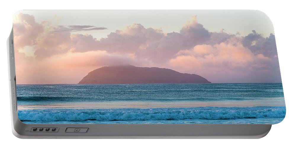 Art Portable Battery Charger featuring the photograph Dawn by Lana Enderle
