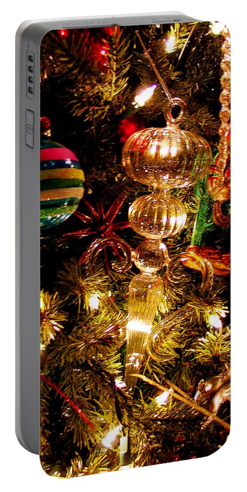 Susan Vineyard Portable Battery Charger featuring the photograph Dazzled by Susan Vineyard