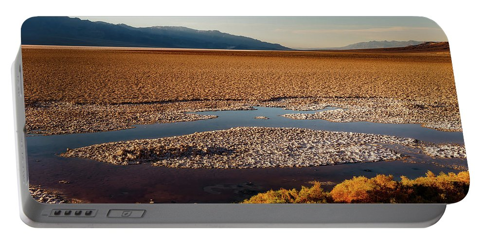 Death Valley Portable Battery Charger featuring the photograph Death Valley California by Mountain Dreams
