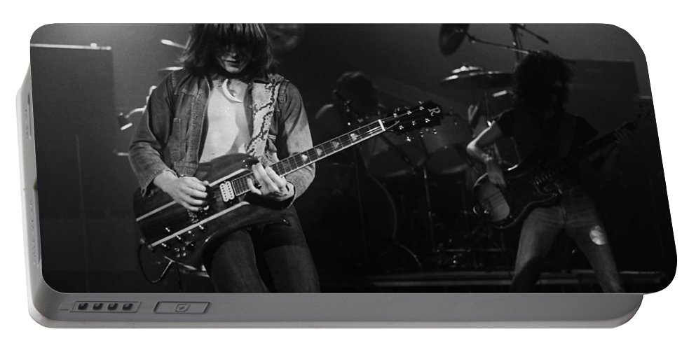 Rick Derringer Portable Battery Charger featuring the photograph Derringer 77 #44 by Ben Upham