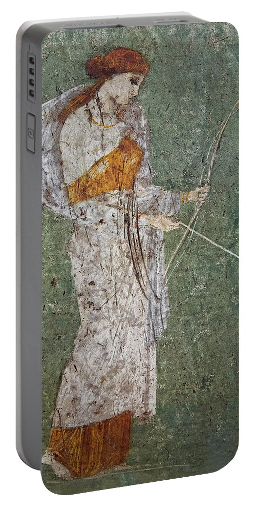Fresco Portable Battery Charger featuring the photograph Diana by Joachim G Pinkawa