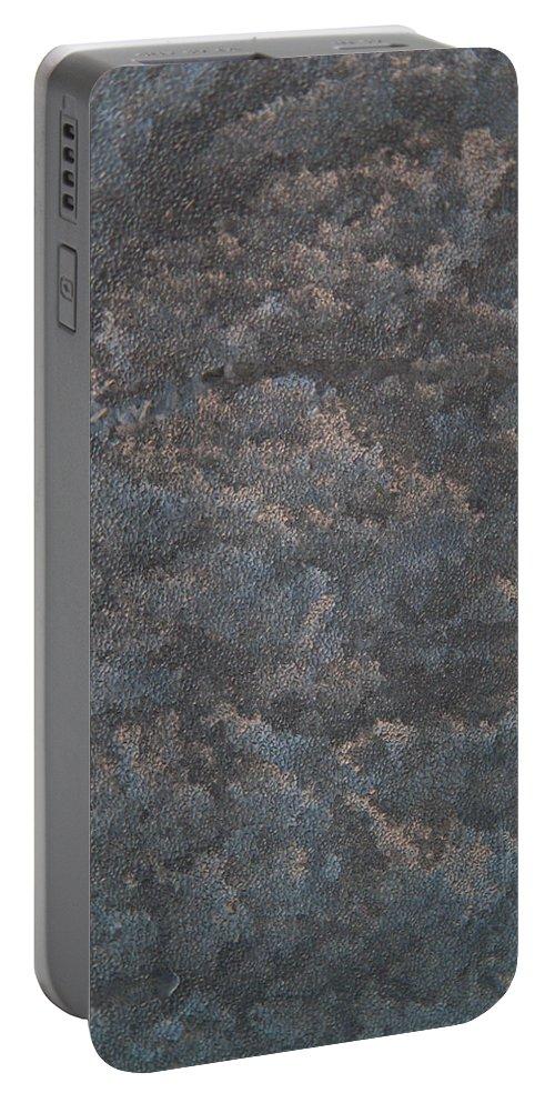 Disturbance Portable Battery Charger featuring the photograph Disturbance by Douglas Barnett