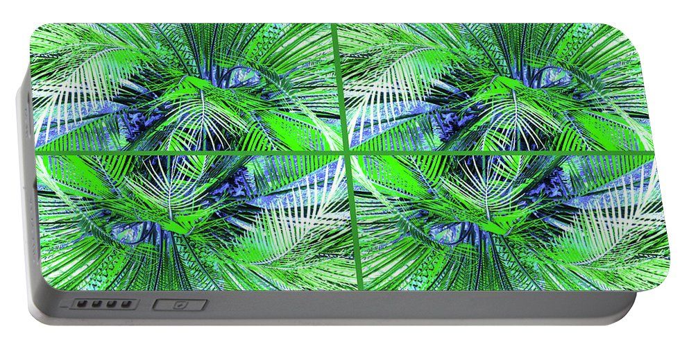 Green Portable Battery Charger featuring the photograph Do You Like Green? by Laura Greco