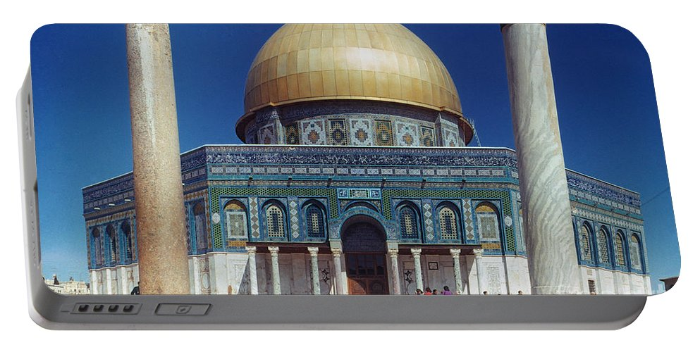 Building Portable Battery Charger featuring the photograph Dome Of The Rock by Granger