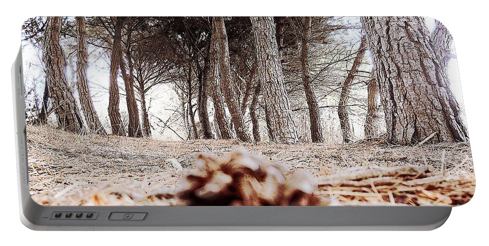 Italy Portable Battery Charger featuring the photograph Early Autumn by Ramona Matei